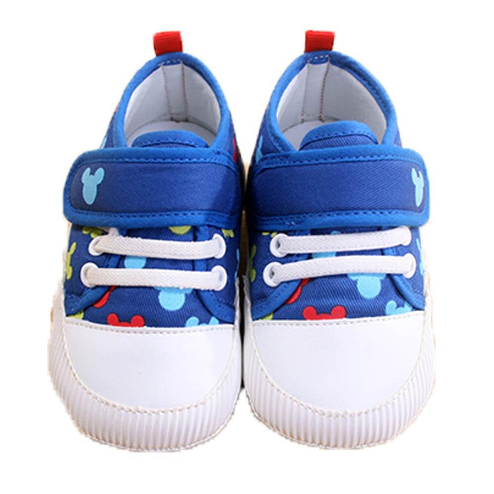 魔法Baby寶寶鞋 米奇授權寶寶外出鞋sh7643