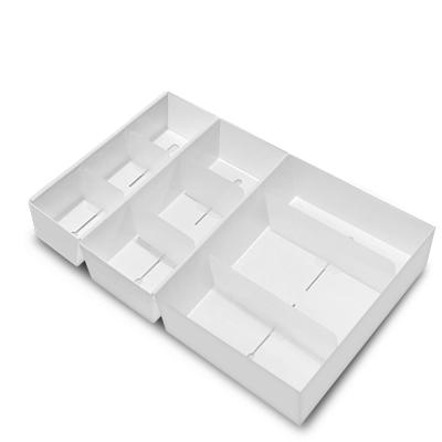 抽屜收納整理盒3入(S+M+L) WallyFun