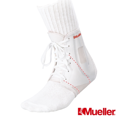 MUELLER慕樂 專業型ATF踝關節護具 白色(MUA212)