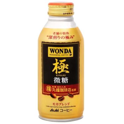 Asahi WONDA極咖啡-深煎(370g)