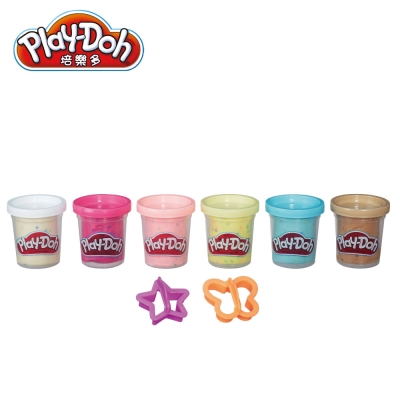 play doh 培樂多 紙花黏土補充罐