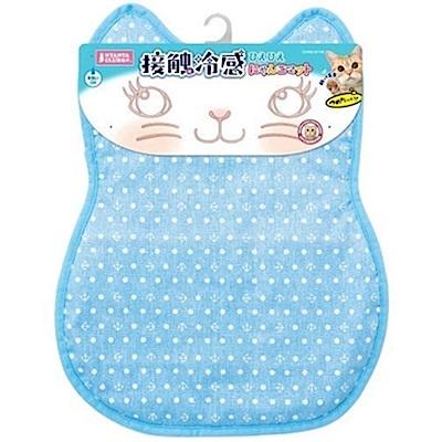 Marukan 貓型涼感墊【CT-404】