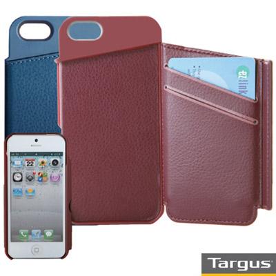 Targus iPhone 5 專用 Wallet 票卡隨行保護殼