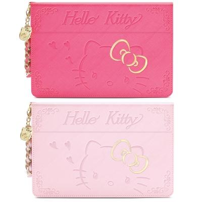 GARMMA Hello Kitty iPad mini 4摺疊式皮套–金豔款