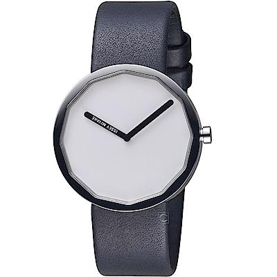 ISSEY MIYAKE三宅一生TWELVE系列12角形極簡腕錶(VJ20-0020Z)