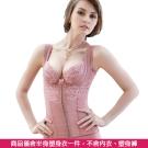 思薇爾 柔塑曲線系列半身中重機能塑身衣(薔薇木)