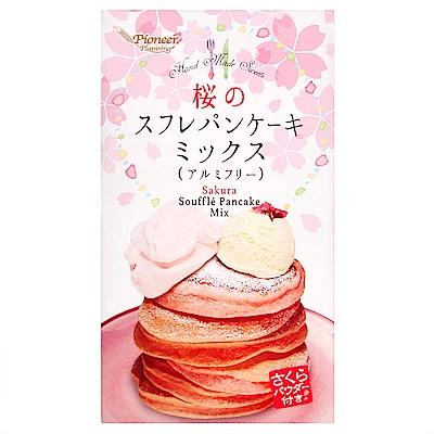 Pioneer 舒芙蕾鬆餅粉-櫻花風味(254g)