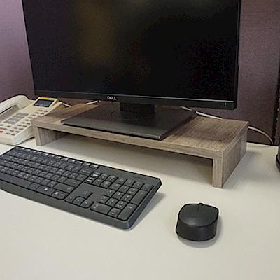 福可斯多功能螢幕架/兩色可選/DIY組裝產品