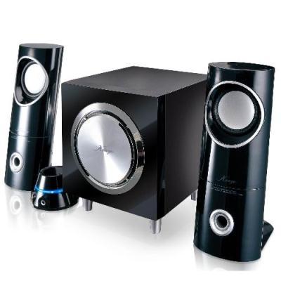 KINYO 2.1聲道線控立體聲防磁擴大音箱KY-6801