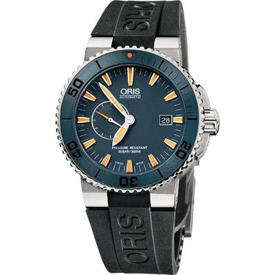 ORIS Maldives Limited 馬爾地夫潛水機械限量腕錶-43mm