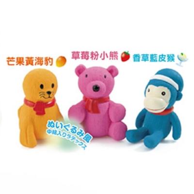 日本TK毛線編織風玩具