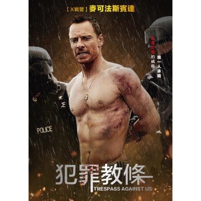 犯罪教條  DVD
