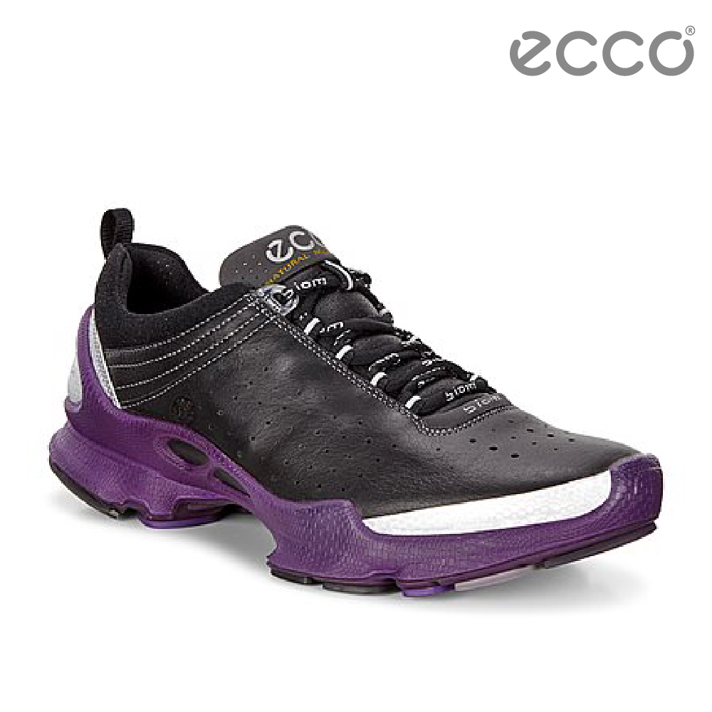ECCO BIOM C 女 銷售冠軍自然律動健步鞋-紫