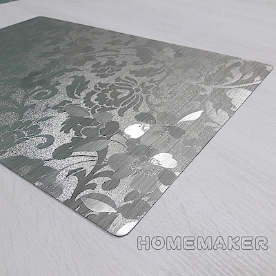 Homemaker-花卉壓紋餐墊_RN-TD217-A035-C (4入)