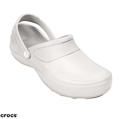 Crocs 卡駱馳 (女鞋) 瑪希工作鞋 10876-143