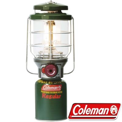 Coleman 5520 2500北極星瓦斯燈/綠 還有露營燈/電子LED燈/汽化燈