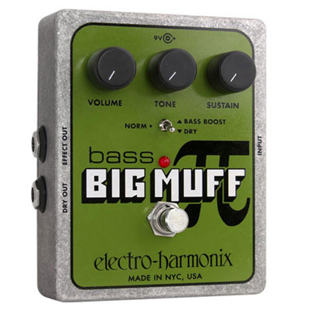 Electro Harmonix Bass Big Muff 效果器
