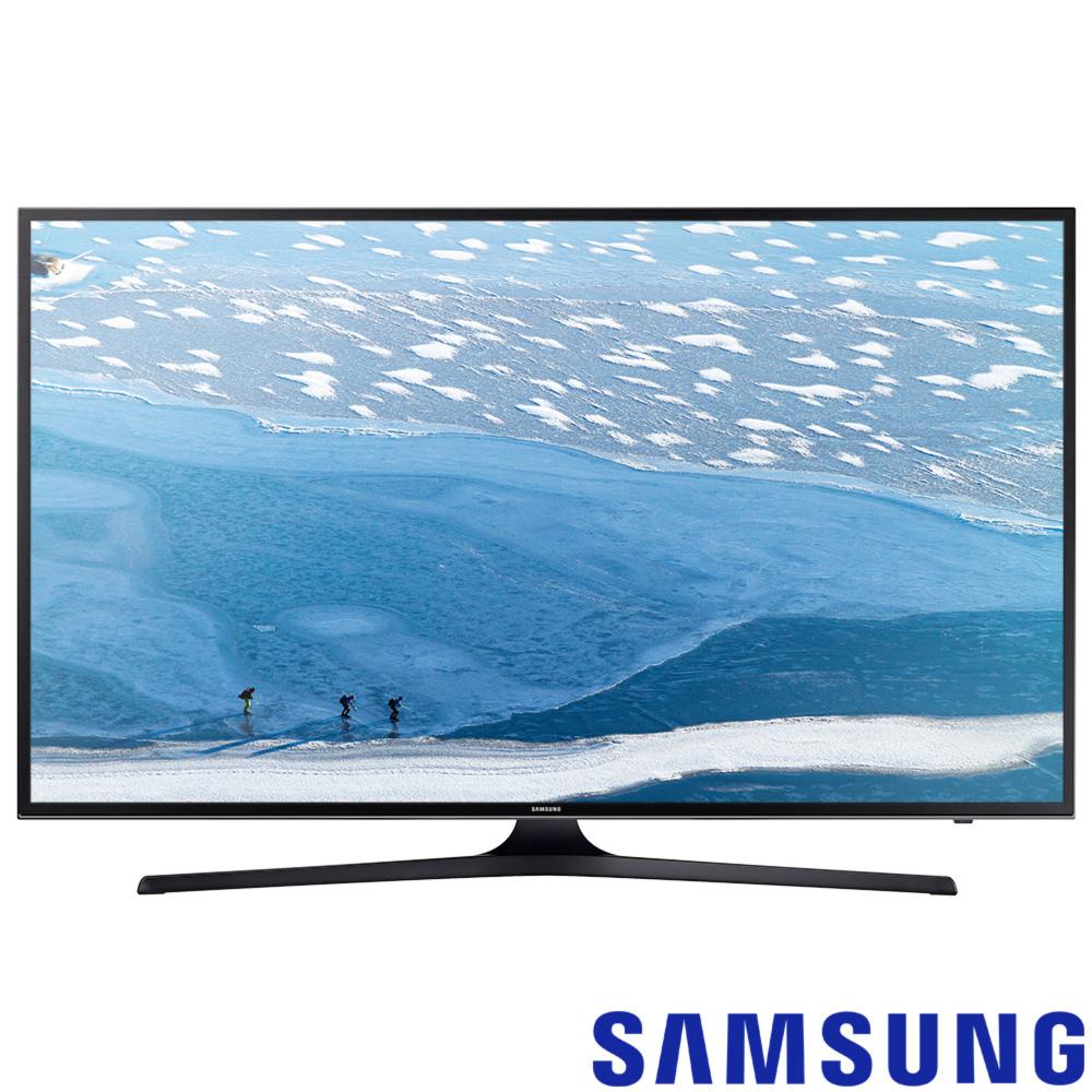 Samsung三星 65吋 UHD 4K連網液晶電視 UA65KU6000W -促