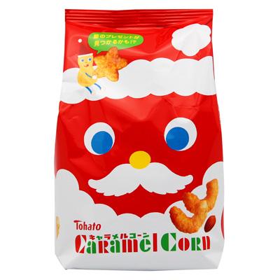 東鳩-焦糖玉米點心-聖誕節限定-87g