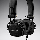 Marshall Major III 耳罩式耳機 - 經典黑