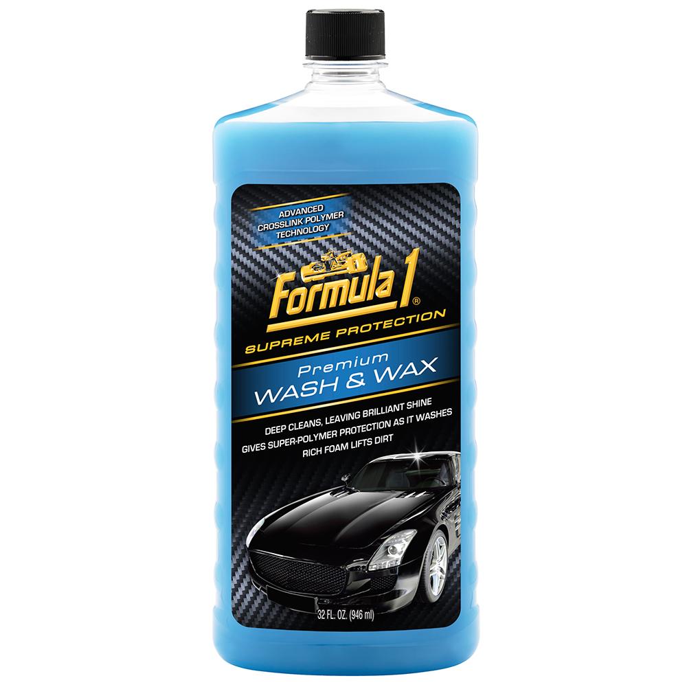 [快]Formula1超級防護頂級雙效洗車精17377