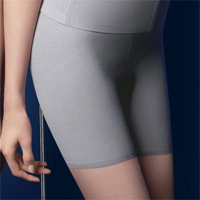 華歌爾-美姿極塑64-82骨盆束褲(薄霧灰)