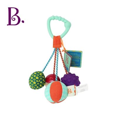 美國B.Toys 湯圓舞索球