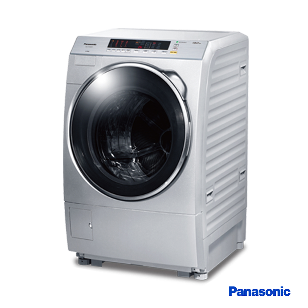 Panasonic國際牌 16公斤 變頻 滾筒洗衣機 NA-V178DW