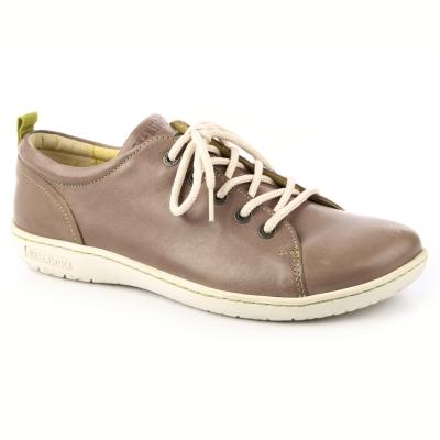 勃肯BIRKENSTOCK 425121艾拉 繫帶休閒鞋(灰)