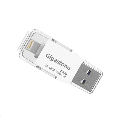 Gigastone i-FlashDrive 32G 隨身碟 IF-6600