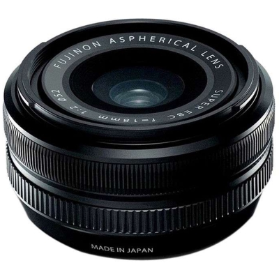 FUJIFILM XF 18mm F2 R 餅乾定焦鏡頭(公司貨)