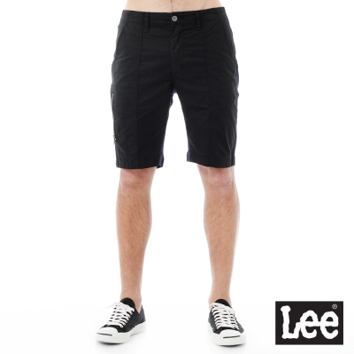 Lee Urban Riders 牛仔拼接短褲-男款-藍