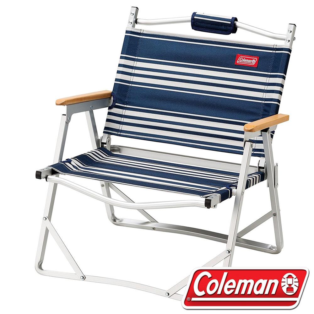 Coleman CM-31288 圍爐輕薄折疊椅/休閒椅 靠背折合椅/野餐露營椅/低腳椅