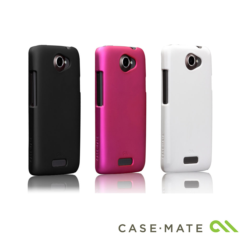 Case-Mate HTC One X/XL Barely There 超薄保護殼