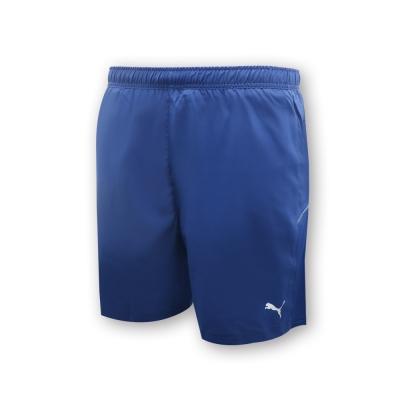 PUMA-男性慢跑系列7吋短褲-沉深藍-歐規