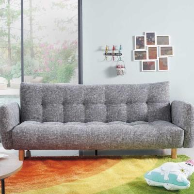 沙發床 安緹諾 亞麻布兩用三人座沙發床 品家居