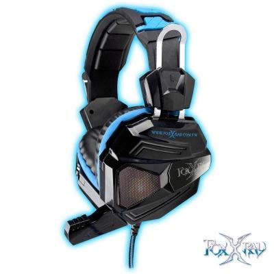 FOXXRAY 風暴響狐USB電競耳機麥克風 FXR-SAU-01