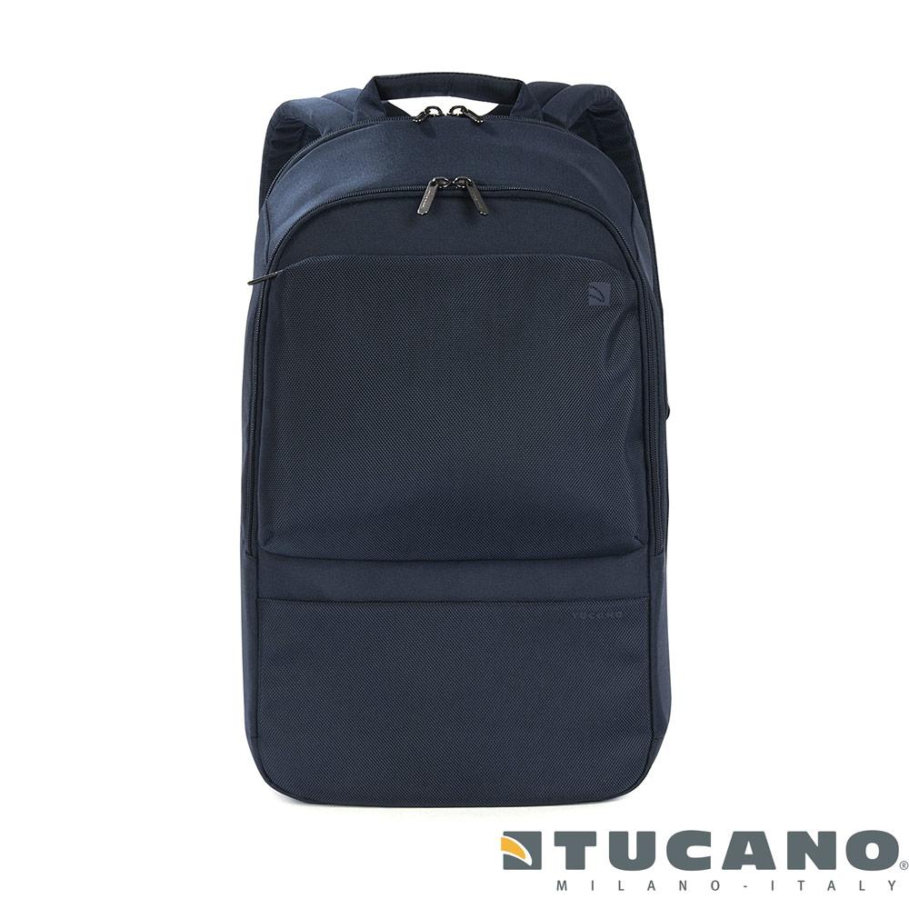 Tucano Dritta 15.6 吋休閒時尚後背包-藍色