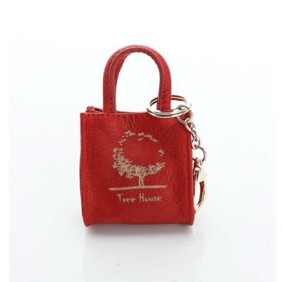 LouiseC-MINI-TOTE鑰匙包-紅色-34C29-0033A01