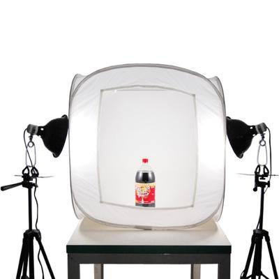 digiXtudio 70cm攝影棚(70cm+50W雙燈) - 雙腳架套組