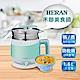 HERAN禾聯 不鏽鋼快煮美食鍋HCP-16S1G product thumbnail 2