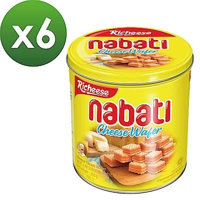 麗芝士 Nabati起司威化餅(350gx6盒)