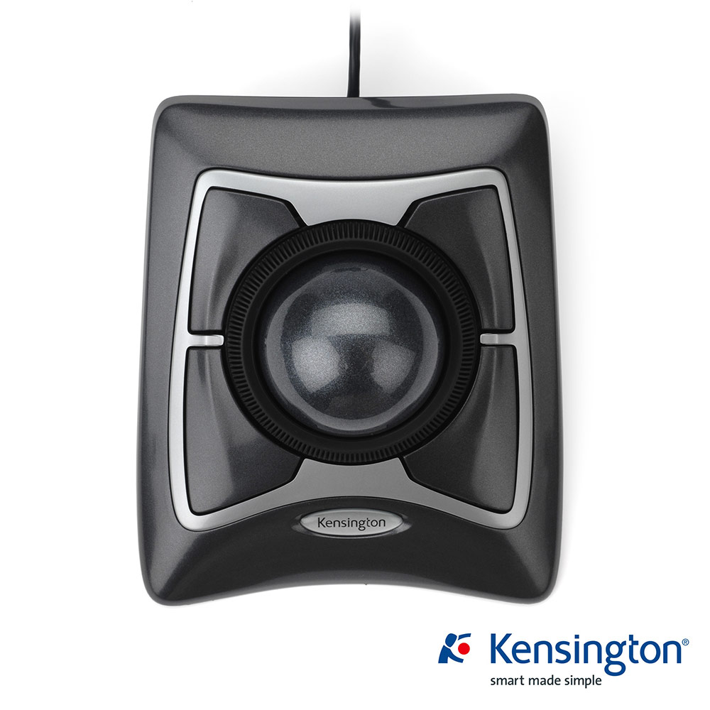 Kensington 專業舒適軌跡球滑鼠