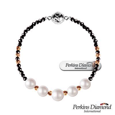 PERKINS 伯金仕 - Elegance NO.5系列 尖晶石珍珠手鍊
