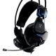 E-Blue Cobra 707 眼鏡蛇耳機 發光耳機麥克風 EHS016BK product thumbnail 1