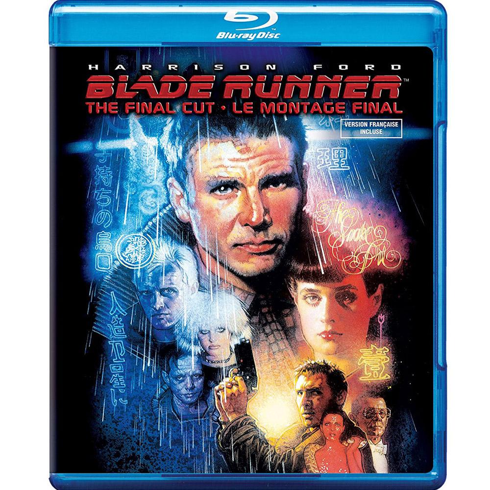 銀翼殺手 (終極版) Blade Runner 藍光 ( BD )