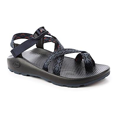 美國Chaco。男 越野運動涼鞋-夾腳款CH-ZCM02HE14 (奔騰海洋)
