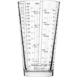 KitchenCraft 可微波玻璃量杯(425ml)