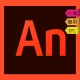 Adobe Animate CC 商用企業雲