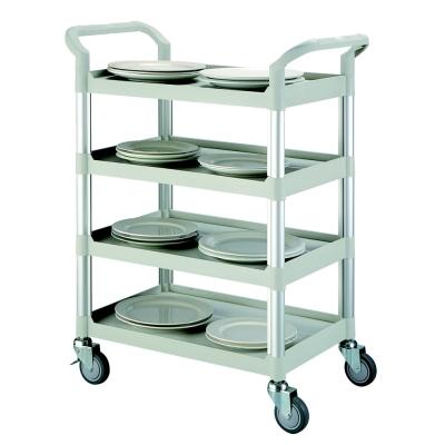 【COLOR】精緻標準型4層工具/餐推車